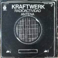 Discos de vinilo: DISCO KRAFTWERK. Lote 127541604