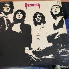 Discos de vinilo: NAZARETH LP ESPAÑA 1972 (VIN-A4). Lote 127556583