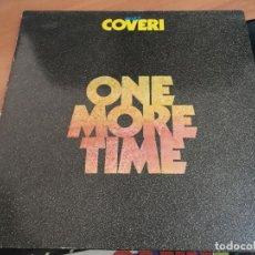 Discos de vinilo: MAX COVERY (ONE MORE TIME) MAXI ESPAÑA 1986 (VIN-A5). Lote 127564991