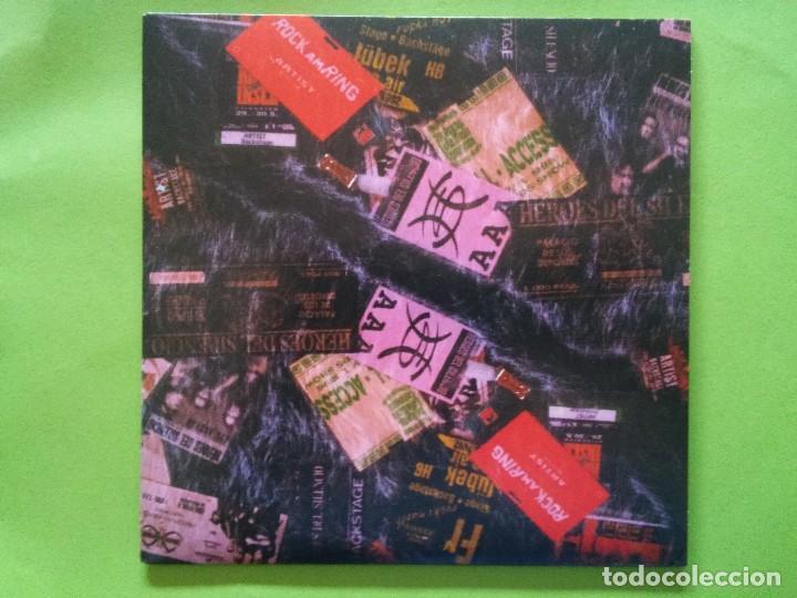 HÉROES DEL SILENCIO: APUESTA POR EL ROCK´N´ROLL. SINGLE VINILO. REEDICIÓN 2007. (Música - Discos de Vinilo - Maxi Singles - Grupos Españoles de los 70 y 80)
