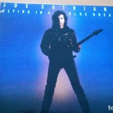 Discos de vinilo: JOE SATRIANI FLYING IN A BLUE DREAM LP U.S.A CON INSERTO 1989. Lote 127586587