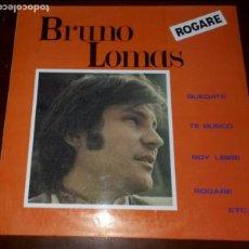 Discos de vinilo: BRUNO LOMAS - ROGARE - LP - 1991. Lote 127600067