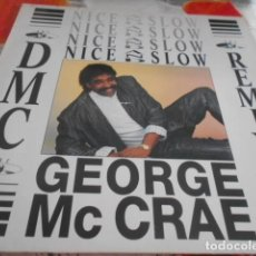 Discos de vinilo: MAXI SINGLE - GEORGE MC CRAE 276. Lote 127625311