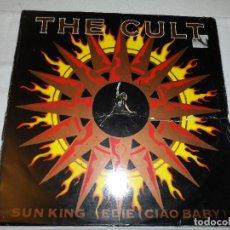 Discos de vinilo: THE CULT - SUN KING / EDIE (CIAO BABY). Lote 127627091