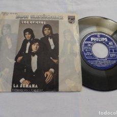 Discos de vinilo: LOS CHICHOS - SON ILUSIONES. Lote 161751372