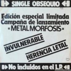 Discos de vinilo: DISCO BARÓN ROJO. Lote 127629866