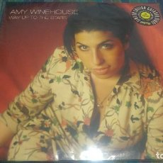 Discos de vinilo: AMY WINEHOUSE - WAY UP TO THE STARS -. Lote 127647643
