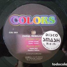 Discos de vinilo: FATAL MORGANA – FATAL MORGANA - MAXI-SINGLE NETHERLANDS 1994. Lote 127708339