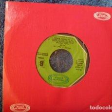 Discos de vinilo: VEGA -HORNADA Y APACIBLE -SINGLE PROMOCION. Lote 127709667