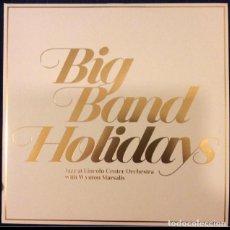 Discos de vinilo: BIG BAND HOLIDAYS (CÉCILE MCLORIN SALVANT ETC.). Lote 127736227