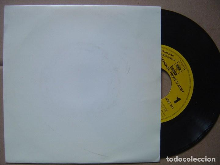 TERENCE TRENT D´ARBY - SUCCUMB TO ME -EP PROMOCIONAL 1993 - CBS (Música - Discos de Vinilo - EPs - Funk, Soul y Black Music)