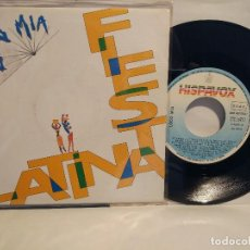 Discos de vinilo: LOCOMÍA SINGLE PROMOCIONAL FIESTA LATINA 1991 NUEVO A ESTRENAR . Lote 127746011