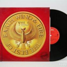 Discos de vinilo: DISCO LP DE VINILO - THE BEST OF EARTH WIND & FIRE VOL. I - CBS - AÑO 1978. Lote 127756020