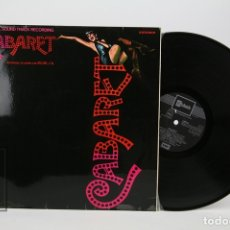 Discos de vinilo: DISCO LP DE VINILO - CABARET, LIZA MINNELLI/ ORIGINAL SOUND TRACK RECORDING - EMI - AÑO 1972. Lote 127756199