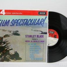 Discos de vinilo: DISCO LP DE VINILO - STANLEY BLACK ORQUESTRA DEL FESTIVAL DE LONDRES - DECCA - AÑO 1967. Lote 127756360