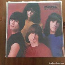 Discos de vinilo - RAMONES - END OF THE CENTURY - LP SIRE GERMANY 1980 - 127758679