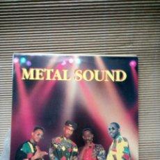 Discos de vinilo: METALSOUND -LP-. Lote 127759107