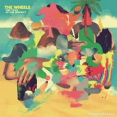 Discos de vinilo: LP. THE WHEELS. THE YEAR OF THE MONKEY. (M/M) (DISCO NUEVO). Lote 146566280