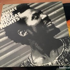 Discos de vinilo: JIMMY CLIFF (REGGAE NIGTHS) MAXI ESPAÑA 1983 (VIN-A5). Lote 127769603