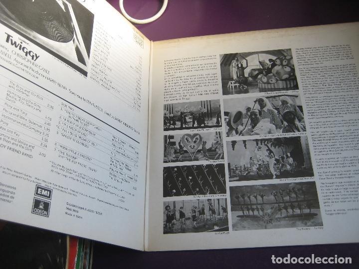 Discos de vinilo: THE BOYFRIEND - TWIGGY LP EMI ODEON 1972 - BSO OST - PETER MAXWELL DAVIES - - Foto 2 - 127769867