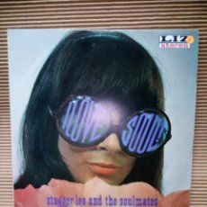 Discos de vinilo: STAGGER LEE AND THE SOUL MATES-LOVE SOUL -. Lote 127777323