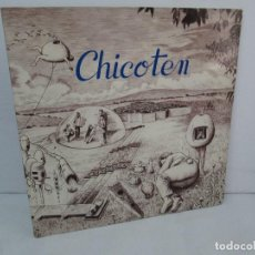 Discos de vinilo: CHICOTEN. MOVIE PLAY. 1978. LP VINILO. VER FOTOGRAFIAS ADJUNTAS. Lote 127790867