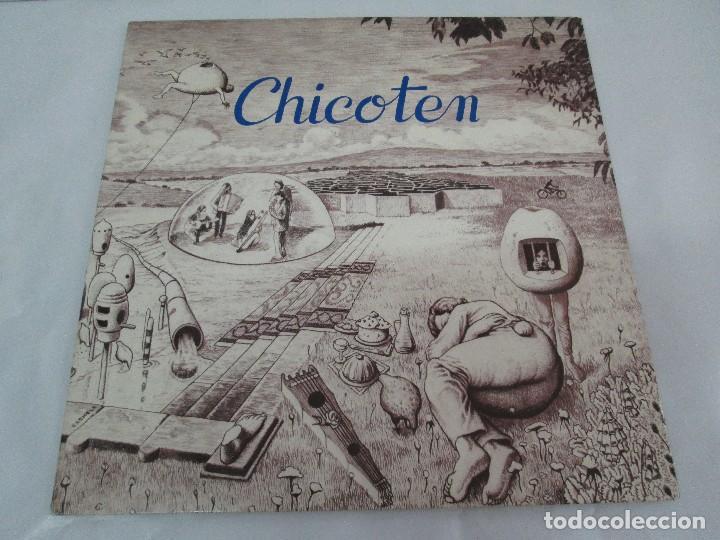 Discos de vinilo: CHICOTEN. MOVIE PLAY. 1978. LP VINILO. VER FOTOGRAFIAS ADJUNTAS - Foto 2 - 127790867
