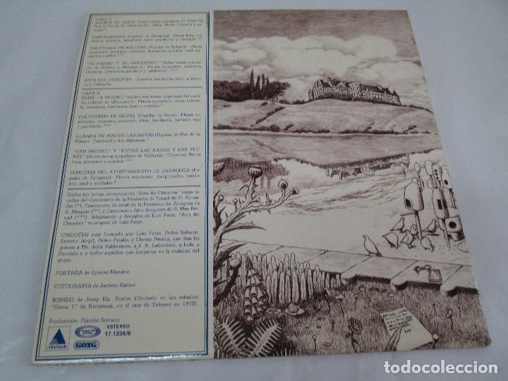 Discos de vinilo: CHICOTEN. MOVIE PLAY. 1978. LP VINILO. VER FOTOGRAFIAS ADJUNTAS - Foto 11 - 127790867
