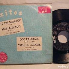Discos de vinilo: ORQUESTA DE JAZZ DE JAIME POCOVI EP.1963 SOY UN MENDIGO + 3 TEMAS . Lote 127791635