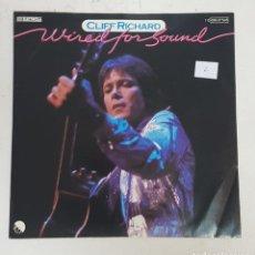 Discos de vinilo: SINGLE WIRED FOR SOUND DE CLIFF RICHARD. Lote 127823815