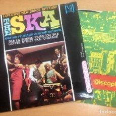 Discos de vinilo: EP MANGO JONES & HIS ORCHESTRA /THE SKA EDICION ESPAÑOLA REF 27.387 MUY BUEN ESTADO . Lote 127827543