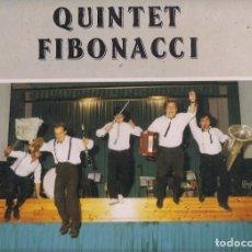 Discos de vinilo: QUINTET FIBONACCI. MESCLAT ESTUDI 84 DE BARCELONA, 1991. Lote 127831763