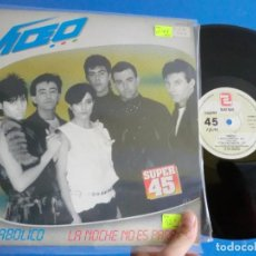 Discos de vinilo: VIDEO,( PACTO DIABOLICO) MAXI SINGLE, LOTE 434. Lote 127851131