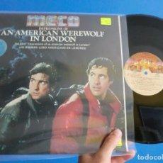 Discos de vinilo: AN AMERICAN WEREWOLF IN LONDON 1981,LP ,LOTE 435. Lote 127851443
