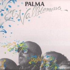 Discos de vinilo: ELS VALLDEMOSSA, PALMA. DIGITALS 1990. Lote 127855815