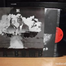 Discos de vinilo: KRIS KROSS DA BOMB LP SPAIN 1993 PEPETO TOP . Lote 127875359