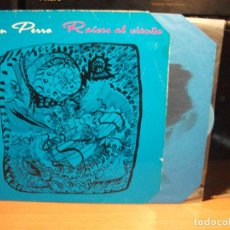 Discos de vinilo: JUAN PERRO RAICES AL VIENTO LP SPAIN 1995 PEPETO TOP . Lote 127876171