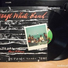 Discos de vinilo: AVERAGE WHITE BAND PERSON TO PERSON LP UK 1977 PEPETO TOP . Lote 127878507