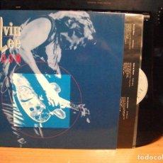 Discos de vinilo: ALVIN LEE (TEN YEARS AFTER) ZOOM LP GERMANY 1992 PEPETO TOP. Lote 127878743