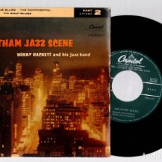 Discos de vinilo: GOTHAM JAZZ SCENE. BOBBY HACKETT AND HIS JAZZ BAND. CAPITOL. PART 2. Lote 127915750