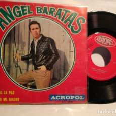Discos de vinilo: BOB MILLER IT'S NOT FOR ME TO SAY SG. CON FUNDA GRANDE CANADÁ . Lote 127922963