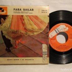 Discos de vinilo: HOST WENDE EP 1960 MI CIELO AZUL+BLUES DE ST. LOUIS Y 2TEMAS MAS . Lote 127924295