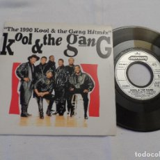 Discos de vinilo: KOOL & THE GANG ‎– THE 1990 KOOL & THE GANG HITMIX. Lote 127928839