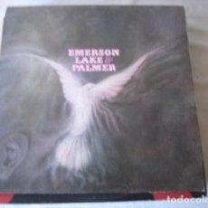 Discos de vinilo: EMERSON, LAKE & PALMER EMERSON, LAKE & PALMER . Lote 127960099