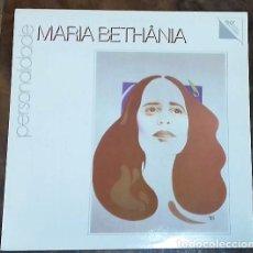 Discos de vinilo: MARIA BETHANIA - PERSONALIDAD DE MARIA BETHANIA LP ED. ESPAÑOLA 1988. Lote 127963523