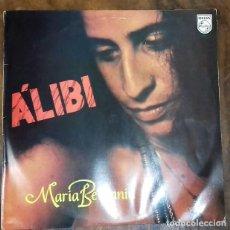 Discos de vinilo: MARIA BETHANIA - ALIBI LP ED. PORTUGUESA 1978. Lote 127964267