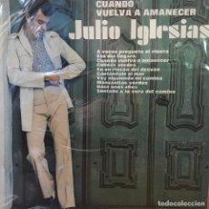 Discos de vinilo: LP ARGENTINO DE JULIO IGLESIAS AÑO 1971. Lote 127977139