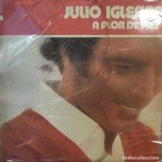 Discos de vinilo: LP ARGENTINO DE JULIO IGLESIAS AÑO 1974. Lote 127977239