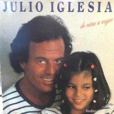Discos de vinilo: LP ARGENTINO DE JULIO IGLESIAS AÑO 1981. Lote 127977475