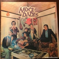 Discos de vinilo: LP ARGENTINO Y RECOPILATORIO DE MOCEDADES AÑO 1978. Lote 127977575